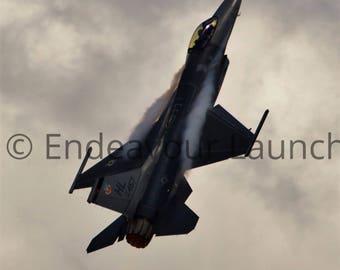 F-16 Falcon on Take Off