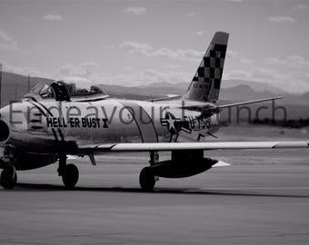 """F-86 """"Hell-er Bust"""""""