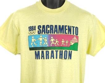Marathon Map California International Marathon Print Runner Gift California Gift 2020 or 2019 Sacramento Marathon Personalized Poster
