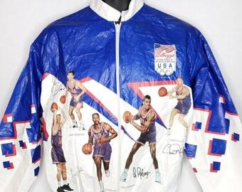 b92c36ba8de2a Dream team jacket | Etsy