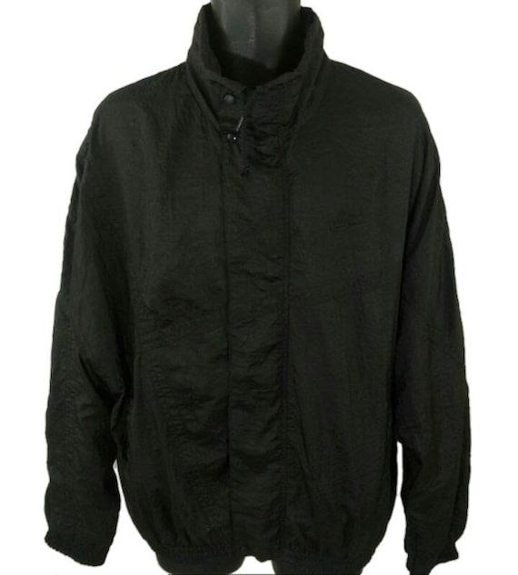 24db1e6207d8 Nike Challenge Court Windbreaker Jacket Vintage 90s Full Zip