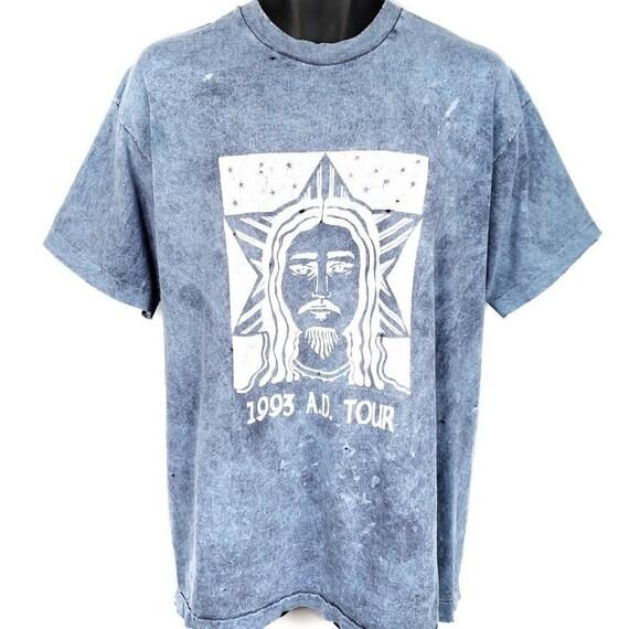 Jesus Christ Superstar T Shirt Vintage 90s 1993 Br