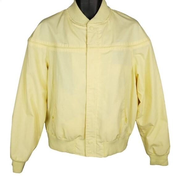 Arnie Arnold Palmer Derby Jacket Vintage 90s Bombe