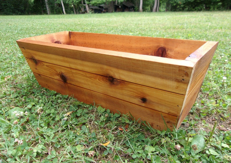 Outdoor Wooden Planter Boxes.Outdoor Planter Box Outdoor Wood Planter Cedar Planter