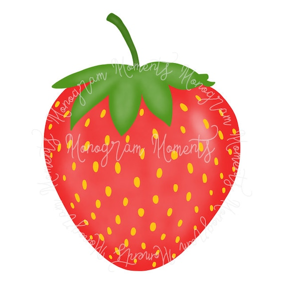 Watercolor Strawberry Festival PNG Sublimation Watercolor Fair Clipart for Digital Download and Printables
