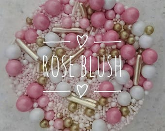 Rose Blush | Sprinkle Medley