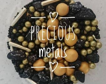 Precious Metals   Sprinkle Medley