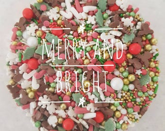 Merry & Bright   Sprinkle Medley