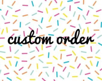 Custom Mix - Create Your Own Sprinkle Medley!