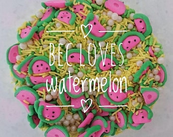 Bec Loves Watermelon   Sprinkle Medley