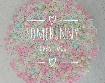 Somebunny Loves You   Sprinkle Medley