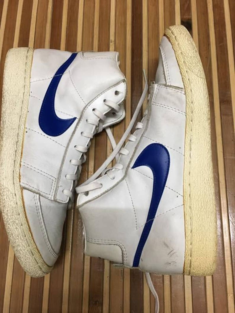 Basketball Größe Schuhe Hi Nike Jahre Etsy Blazer Vintage 80er Top wvHx8qYST