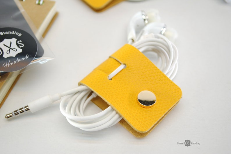 Cable organizer cord keeper. Small gifts for coworkers and image 0