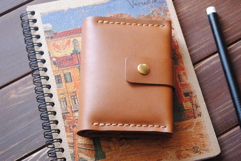 Small wallets for women Cute wallets Ladies wallet Mini image 0