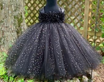 fbca4ddf160a0 Black princess dress | Etsy