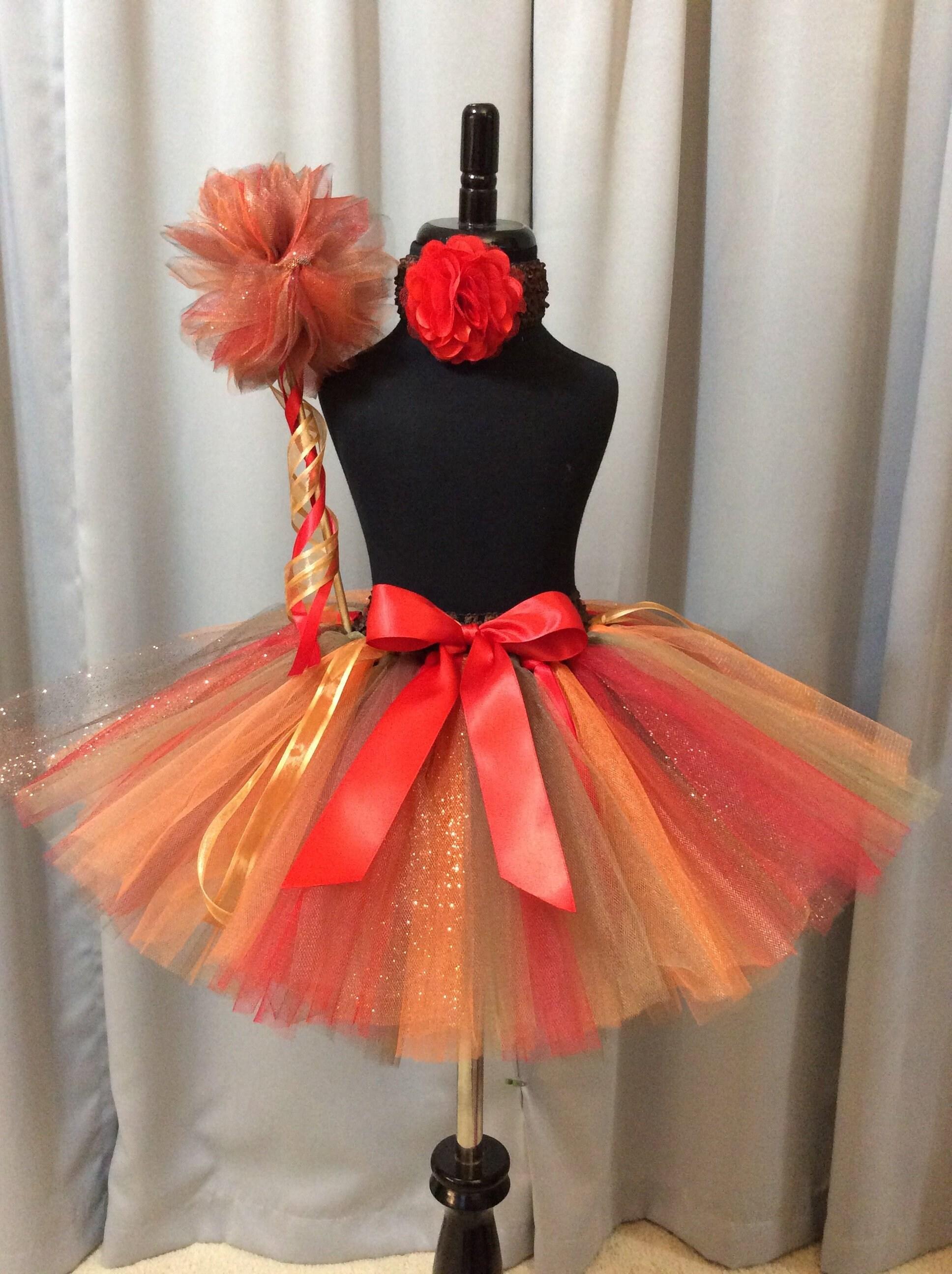 515e807d0e9 Fall theme tutu set, first birthday outfit girl, 1st birthday outfit girl,  tutu skirt, fall colors, matching headband & wand, cake smash