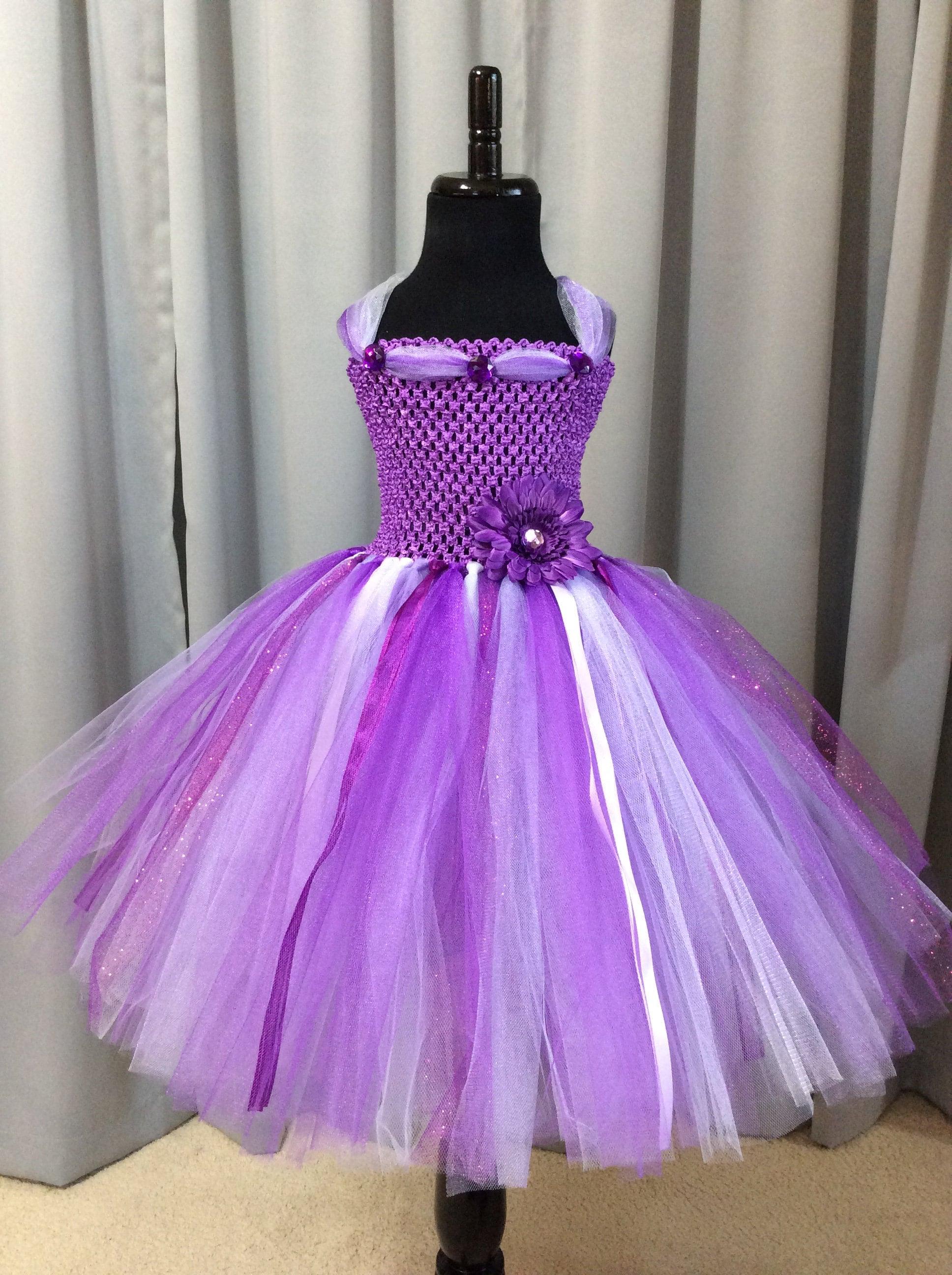 Purple Lavender Amp White Fairy Princess Costume Princess