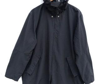 d253b06e88f Yohji Yamamoto Light Jacket Rare Yohji Yamamoto AAR D Urban Japan Long  Jacket Hoodie Miyake Shirt Japanese Designer Avant Garde sz M on tag
