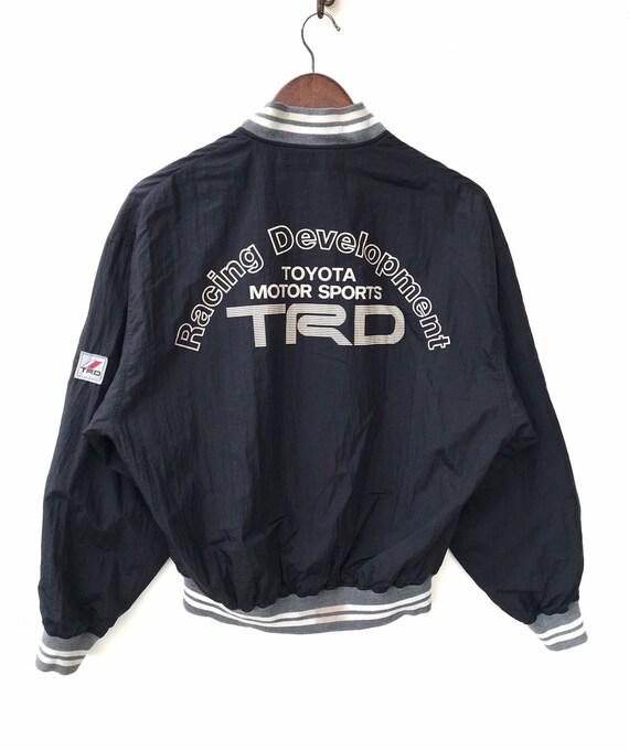 Toyota Racing Development Jacket Vintage Toyota T… - image 1