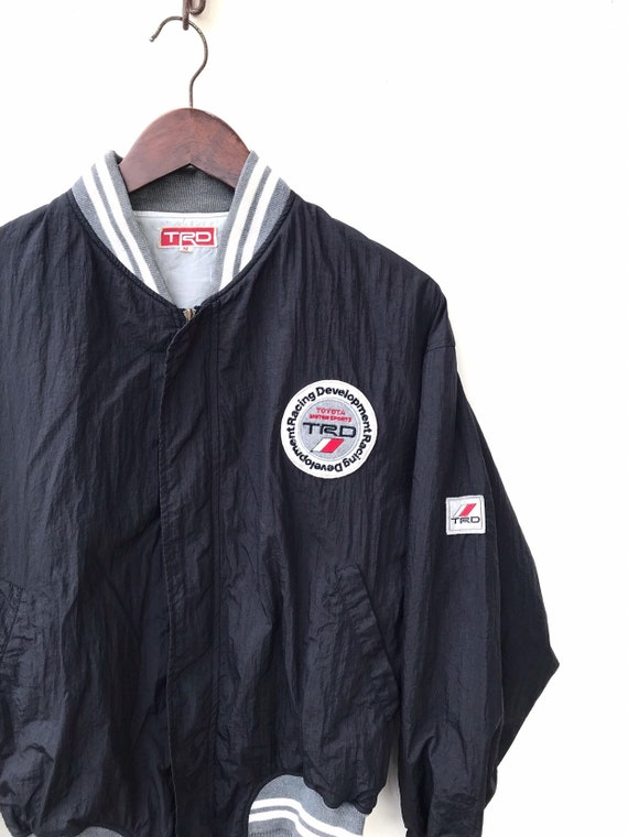Toyota Racing Development Jacket Vintage Toyota T… - image 4