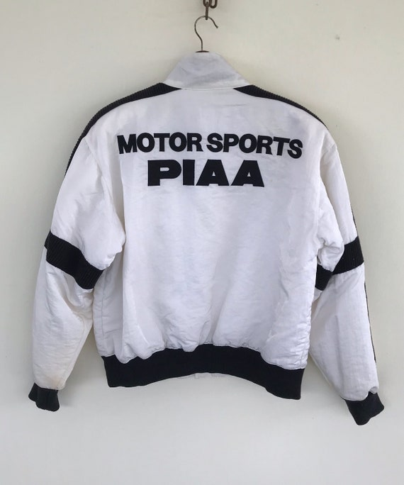 Piaa Motorsport Vintage Piaa Racing Jacket  Racin… - image 1