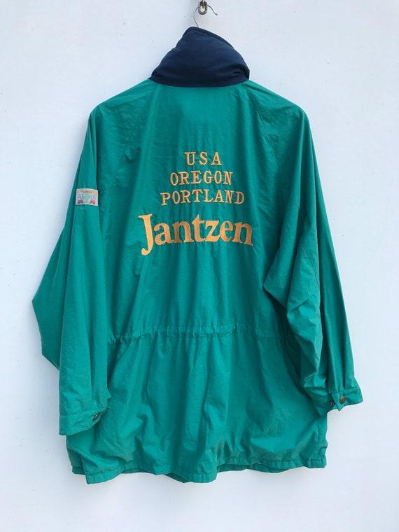 Vintage Jantzen Jacket Jantzen Windbreaker Jacket