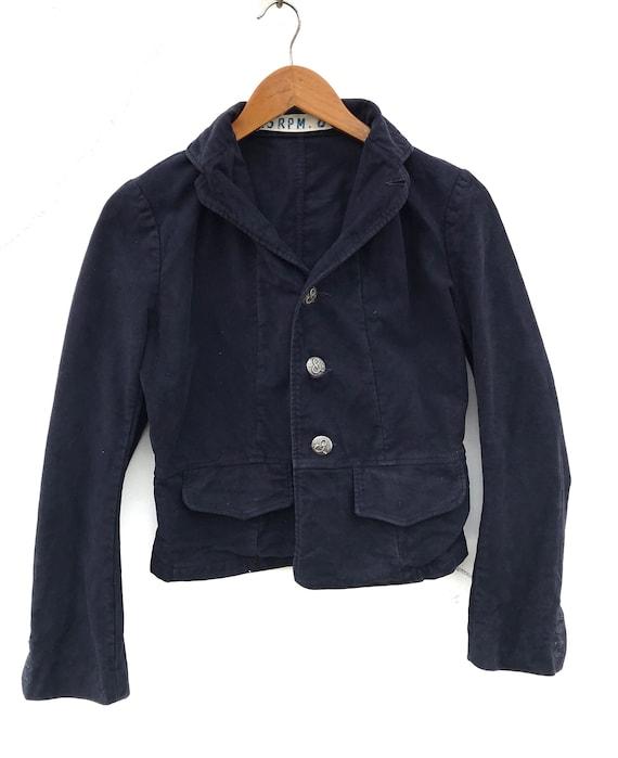 45rpm Jacket Rare Vintage 45rpm Women Jacket Japan