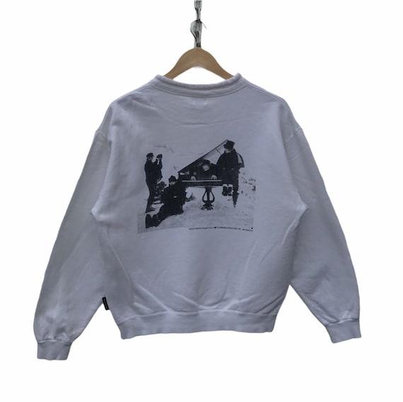Vintage The Beatles Sweatshirt Rare Vintage 90s Th