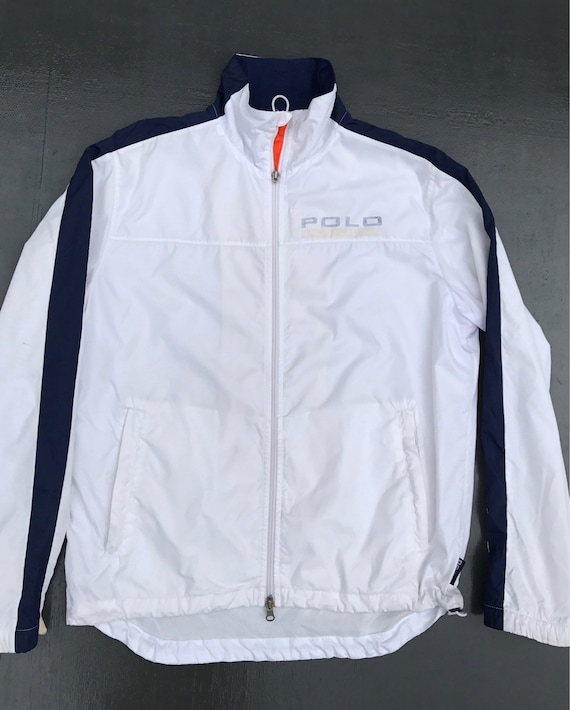 Polo sport windbreaker jacket rare vintage polo sp