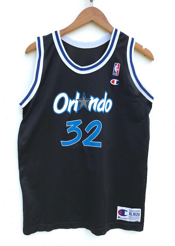 Vintage 90's Champion Nba Jersey Nba Orlando Magic