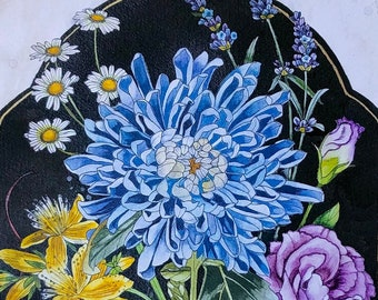 Botanicals to heal depression
