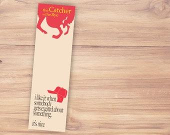 Catcher in the Rye Bookmark