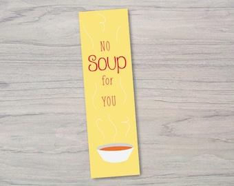 Seinfeld Bookmark