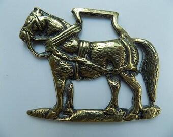 Horse Brass | Shire Horse Brass| Horse