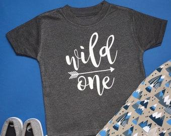 Wild one tshirt, wild one baby shirt, baby clothes, wild one baby top, wild one top, newborn tshirt, baby shower tshirt, first birthday
