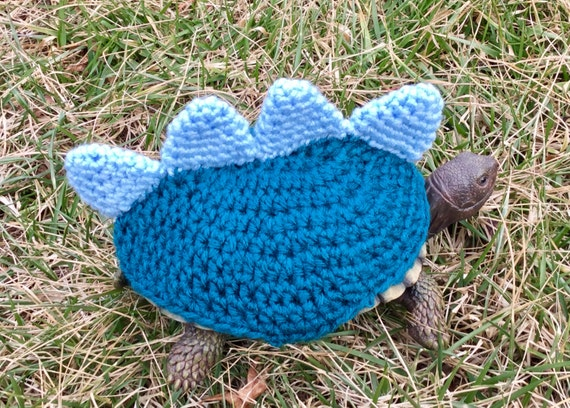 Stegosaurus Dinosaur Turtle Topper Tortoise Cozy Etsy