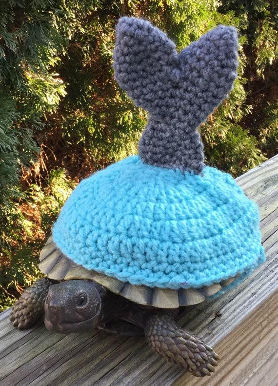 Whale Watcher Turtle Topper Tortoise Cozy Sweater