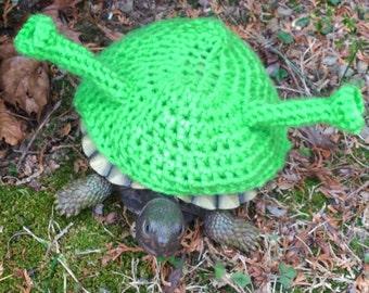 Little Ogre Turtle Topper Tortoise Cozy