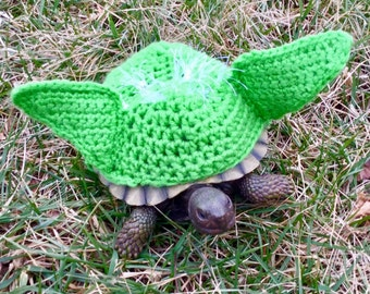 Yoda Turtle Topper Tortoise Cozy