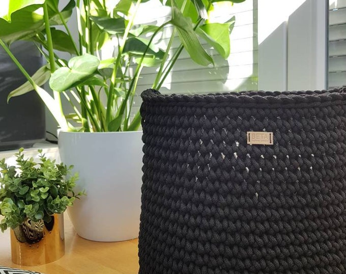 Livingroom storage basket
