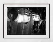 Tokyo Photography, Harmonica Alley Tokyo, Japan Photography, Japan Print, Japanese Restaurant Decor, Japan Poster, Tokyo Print, Wall Art