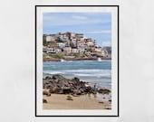 Salvador de Bahia Poster, Favela Poster, Brazil Photography, Salvador Bahia Photo, Salvador Brazil Photo, Beach Photography, Brazil Poster