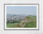 Arthur's Seat Edinburgh Photography Print