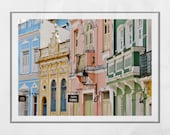 Salvador Bahia Photo, Brazil Photography Print, Salvador Brazil Photo, Salvador de Bahia Poster, Brazil Gift, Home Decor Wall Art, Colourful