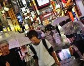 Tokyo At Night Picture, Shinjuku Tokyo, City Photography, Tokyo Photography, Tokyo Poster, Gallery Wall Prints, Japanese Restaurant Decor