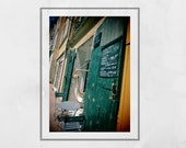 Le Panier Marseille Poster, Cafe Poster, Marseille Print, Cafe Print, Marseille Photography Print, Europe Photography, Home Decor Wall Art