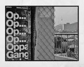 Gangnam Style Poster, Gangnam Style Print, Seoul Poster, Seoul Print, Seoul Wall Art, Seoul Photography Print, Seoul Photography, Korean
