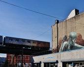 Brooklyn Street Art, Bushwick Brooklyn Print, Urban Prints, Urban Photography Print, Street Art Poster, Street Art Print, Urban Home Decor