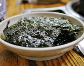 Korean Seaweed, Korean Restaurant Photos, Food Photography, Food Print, Korea Gallery Wall, Gallery Wall Prints, Korean Restaurant Decor