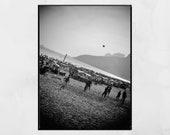 Ipanema Beach Print, Rio De Janeiro Print, Beach Volleyball Poster, Ipanema Print, Rio De Janeiro Photography, Ipanema Poster, Decor
